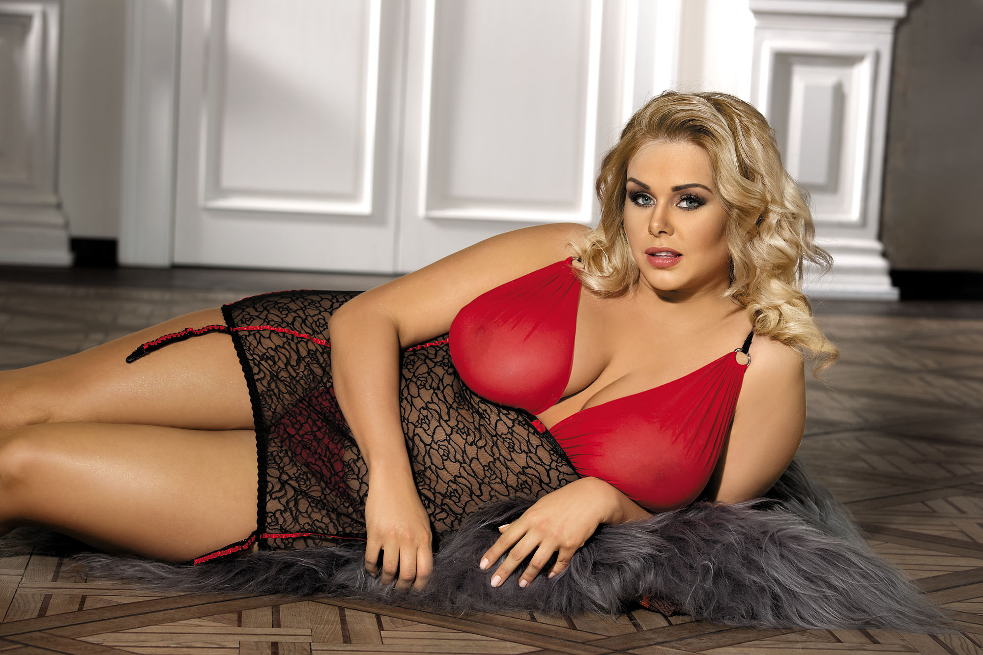 Sexy Lingerie in Plus Size